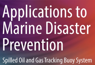 "کتاب ""Applications to Marine Disaster Prevention"""
