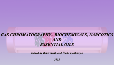 GAS CHROMATOGRAPHY – BIOCHEMICALS, NARCOTICS AND ESSENTIAL OILS