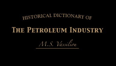 "کتاب ""Historical Dictionary of the Petroleum Industry"""