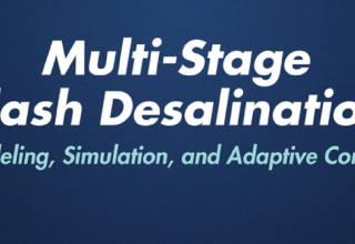 "کتاب ""Multi-Stage Flash Desalination"""