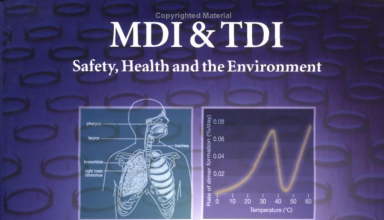MDI and TDI: Safety Health and the Environment