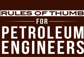 "کتاب ""Rules of Thumb for Petroleum Engineers"""