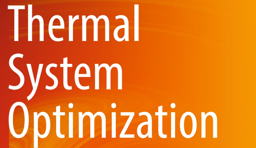 "کتاب""Thermal System Optimization"""