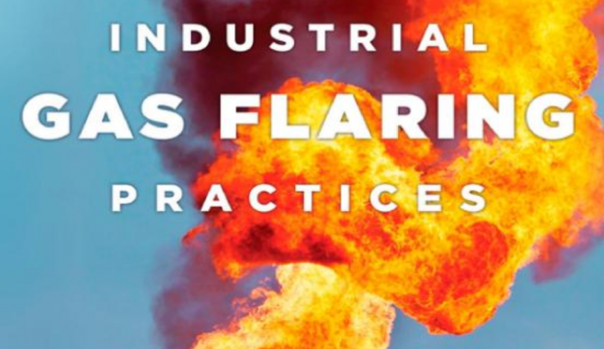 "کتاب ""Industrial Gas Flaring Practices"""