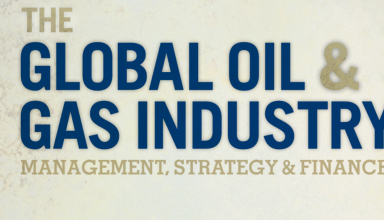 "کتاب""The Global Oil &Gas Industry:Management,Strategy&Finance"""