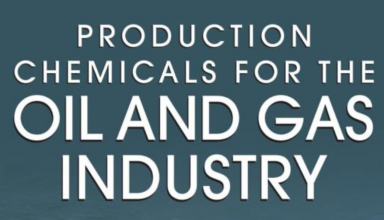 "کتاب""Production Chemicals for the Oil and Gas Industry,1st Edition"""