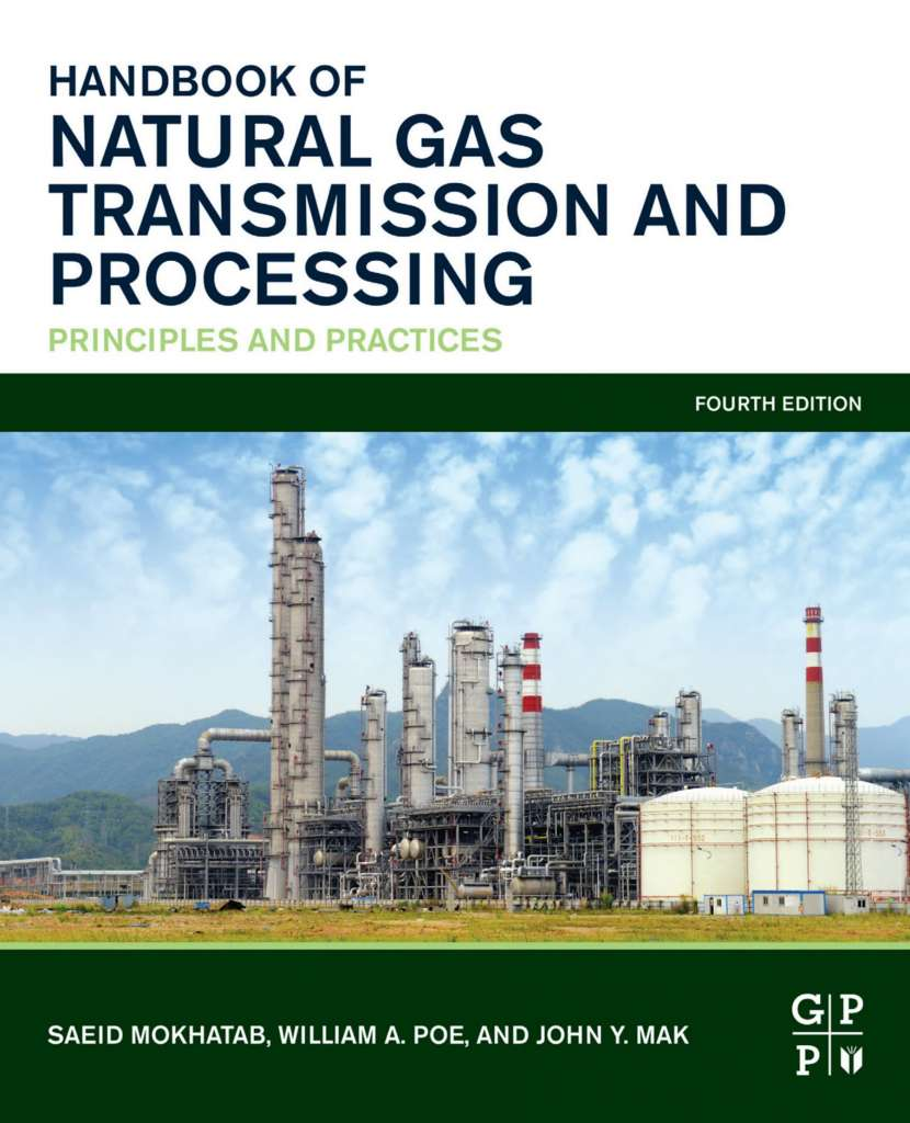 "کتاب""Natural Gas Transmission and Processing,4th Edition"""