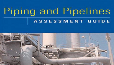 "کتاب ""Piping and Pipeline Assessment Guide"""