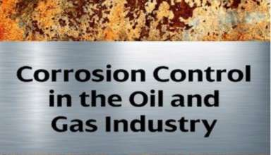"کتاب"" Corrosion Control in the Oil and Gas Industry"""