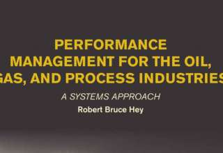 "کتاب ""Performance Management for the Oil, Gas, and Process Industries"""