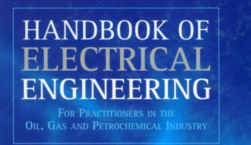 "کتاب""Handbook of Electrical Engineering"""