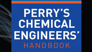 "کتاب""Perry's Chemical Engineers' Handbook, 8th Edition"""
