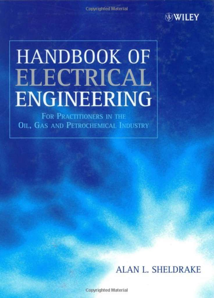 "کتاب"" Handbook of Electrical Engineering For Practitioners"""