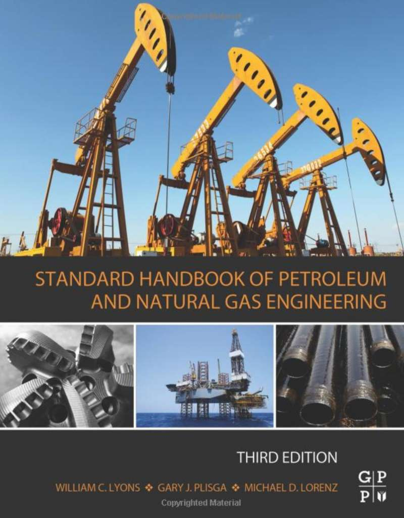 "کتاب""Standard Handbook of Petroleum and Natural Gas Engineering,3rd Edition"""